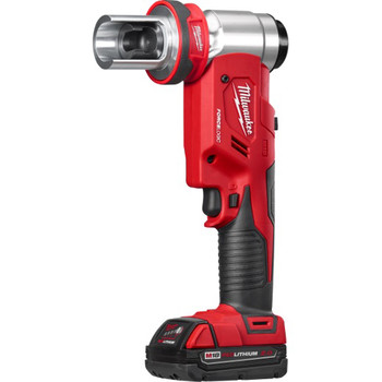 Milwaukee 2677-21 M18 Force Logic Cordless Lithium-Ion 6T 1/2 in. - 2 in. Knockout Tool Kit image number 2