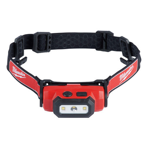 Milwaukee 2111-21 USB Rechargeable Hard Hat Headlamp image number 0