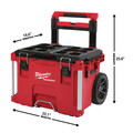 Milwaukee 48-22-8426 PACKOUT Rolling Tool Box image number 1