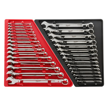 Milwaukee 48-22-9515 15 Pc Combination Wrench Set - Metric image number 3