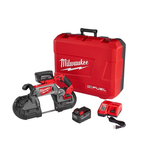 Milwaukee 2729-22HD M18 FUEL Deep Cut Band Saw Kit