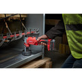 Milwaukee 2677-21 M18 Force Logic Cordless Lithium-Ion 6T 1/2 in. - 2 in. Knockout Tool Kit image number 3