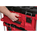 Milwaukee 48-22-8426-8425-8450 PACKOUT 3pc Kit Rolling Tool Box, Large Tool Box, and Tool Case with Foam Insert image number 17