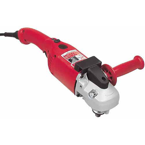 Factory Reconditioned Milwaukee 6078-8 2.25 Max HP 7 in./9 in. Variable-Speed Sander, 0 - 6,000 RPM