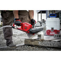 Milwaukee 2786-22HD M18 FUEL Lithium-Ion 9 in. Cut-Off Saw Kit with ONE-KEY (12 Ah) image number 9