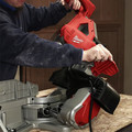 Milwaukee 6955-20 12 in. Dual-Bevel Sliding Compound Miter Saw image number 3