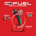 Milwaukee 2855P-20 M18 FUEL Lithium-Ion Brushless Compact 1/2 in. Cordless Impact Wrench with Pin Detent (Tool Only) image number 6