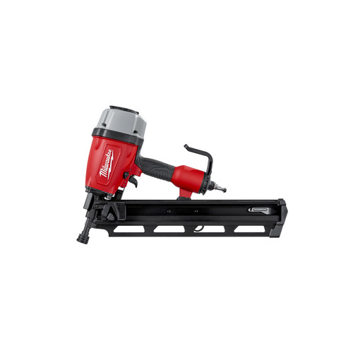 Factory Reconditioned Milwaukee 7200-80 3-1/2 in. Pneumatic Full Round Head Framing Nailer image number 1