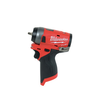 Milwaukee 2552-20 M12 FUEL Stubby 1/4 in. Impact Wrench (Tool Only) image number 1
