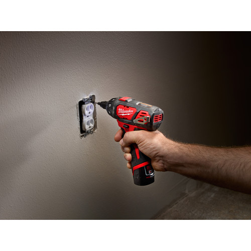 Milwaukee 2401-22 M12 Lithium-Ion Sub-Compact Screwdriver Kit with 2 Batteries image number 5