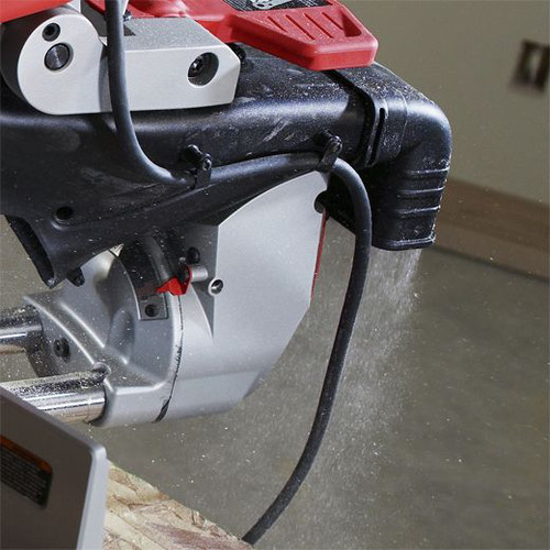 Milwaukee 6955-20 12 in. Dual-Bevel Sliding Compound Miter Saw image number 5