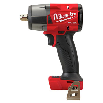 Milwaukee 2962P-20 M18 FUEL Lithium-Ion Brushless Mid-Torque 1/2 in. Cordless Impact Wrench with Pin Detent (Tool Only)