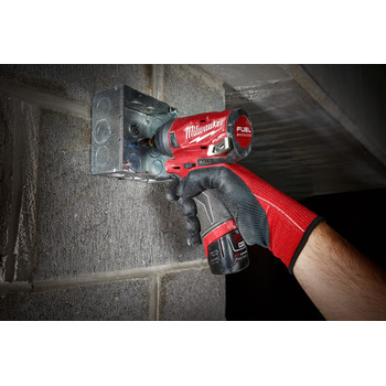 Factory Reconditioned Milwaukee 2553-80 M12 FUEL 1/4 in. Hex Impact Driver (Tool Only) image number 9