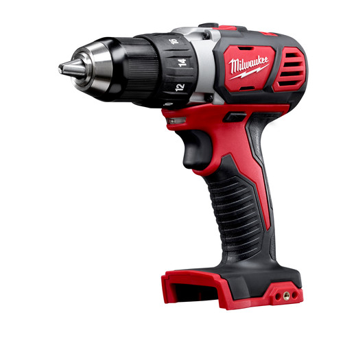 Milwaukee 2606-20 M18 Lithium-Ion Compact 1/2 in. Drill Driver (Tool Only)
