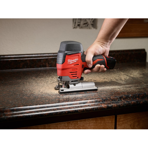 Factory Reconditioned Milwaukee 2445-80 M12 12V Cordless Lithium-Ion High Performance Jig Saw (Tool Only) image number 7