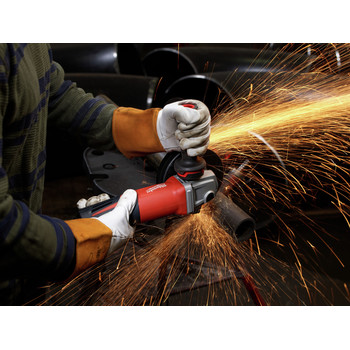 Milwaukee 6161-31 6 in. 13 Amp Paddle Switch Small Angle Grinder image number 1