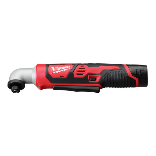 Milwaukee 2467-21 M12 Lithium-Ion 1/4 in. Right Angle Impact Driver Kit image number 1
