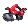 Milwaukee 2829-22 M18 FUEL Lithium-Ion Compact 3-1/4 in. Cordless Band Saw Kit (3 Ah) image number 11
