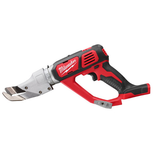 Factory Reconditioned Milwaukee 2637-80 M18 18V Cordless Lithium-Ion 18 Gauge Single Cut Shear (Bare Tool)