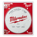 Milwaukee 48-40-1224 12 in. 80T Fine Finish Circular Saw Blade image number 1