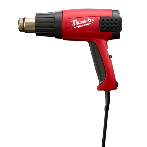 Factory Reconditioned Milwaukee 8988-80 Variable Temperature Heat Gun, 90 degrees F - 1,050 degrees F, with Digital Display