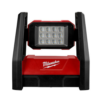 Milwaukee 2360-20 M18 18V Cordless Lithium-Ion TRUEVIEW LED HP Flood Light (Tool Only)