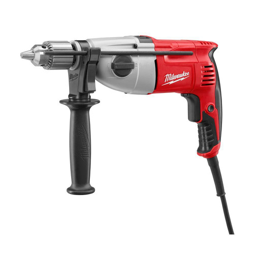 Milwaukee 5378-21 1/2 in. Dual Torque Variable Speed Hammer Drill with Case