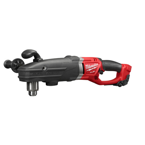 Factory Reconditioned Milwaukee 2709-80 M18 FUEL 18V Lithium-Ion SUPER HAWG 1/2 in. Right Angle Drill (Bare Tool)