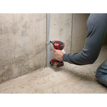 Factory Reconditioned Milwaukee 2750-82CT M18 1/4 in. Hex Cordless Lithium-Ion Compact Brushless Impact Driver Kit image number 5