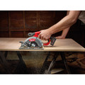 Milwaukee 2530-21XC M12 FUEL Li-Ion 5-3/8 in. Circular Saw Kit with XC Battery image number 8