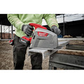 Milwaukee 2982-20 M18 FUEL Lithium-Ion Metal Cutting 8 in. Cordless Circular Saw (Tool Only) image number 9