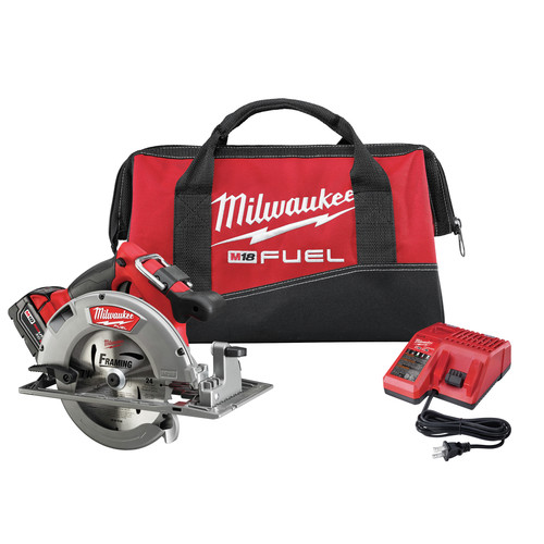 Factory Reconditioned Milwaukee 2731-81 M18 FUEL Li-Ion 7-1/4 in. Circular Saw Kit