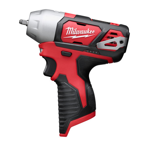 Factory Reconditioned Milwaukee 2461-80 M12 Cordless Lithium-Ion 1/4 in. Impact Wrench (Bare Tool)