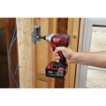 Milwaukee 2656-20 M18 18V Cordless Lithium-Ion 1/4 in. Hex Impact Driver (Tool Only) image number 3