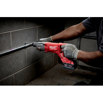 Milwaukee 2713-20 M18 Cordless Lithium-Ion 1 in. SDS Plus D-Handle Rotary Hammer (Tool Only) image number 3