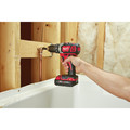 Milwaukee 2606-22CT M18 Lithium-Ion 1/2 in. Cordless Drill Driver Kit (1.5 Ah) image number 8