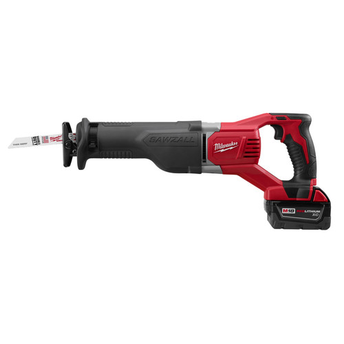 Factory Reconditioned Milwaukee 2621-81 M18 SAWZALL Lithium-Ion Reciprocating Saw Kit