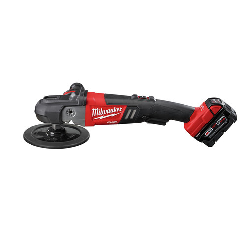 Milwaukee 2738-22 M18 FUEL Lithium-Ion 7 in. Variable Speed Polisher Kit image number 1