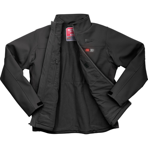 Milwaukee 202B-203X M12 12V Li-Ion Heated ToughShell Jacket (Jacket Only) image number 3
