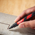 Milwaukee 48-22-3101 Inkzall Black Fine-Point Marker and Stylus image number 8