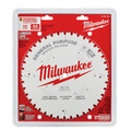 Milwaukee 48-40-1024 10 in. 40T General Purpose Circular Saw Blade image number 1
