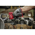 Milwaukee 2485-2486-BNDL M12 FUEL 12-Volt Lithium-Ion Brushless Cordless 1/4 in. Right Angle and Straight Die Grinder image number 10