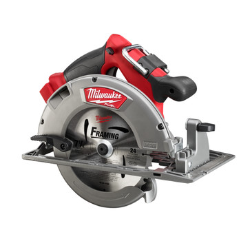 Factory Reconditioned Milwaukee 2731-80 M18 FUEL Cordless Lithium-Ion 7-1/4 in. Circular Saw (Tool Only) image number 1