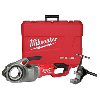 Factory Reconditioned Milwaukee 2874-80 M18 FUEL Brushless Lithium-Ion Cordless Pipe Threader with ONE-KEY (Tool Only)