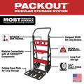 Milwaukee 48-22-8415 PACKOUT 2-Wheel Hand Truck Cart image number 3
