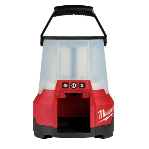 Milwaukee 2145-20 M18 18V Lithium-Ion Radius LED Compact Site Light (Bare Tool)