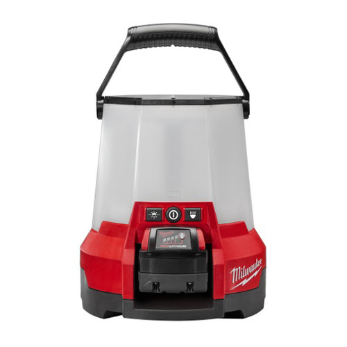 Milwaukee 2146-20 M18 Lithium-Ion Radius LED Compact Site Light with One Key (Bare Tool)