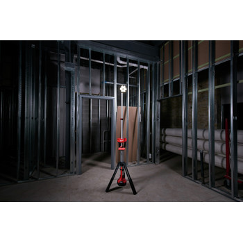 Milwaukee 2130-20P M18 18V 5.0 Ah Cordless Lithium-Ion TRUEVIEW Rocket LED Tower Stand Light Kit with FREE 18V 5.0 Ah Starter Kit image number 5