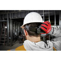 Milwaukee 48-73-1000 Type 1 Class C Front Brim Vented Hard Hat with BOLT Accessories image number 12