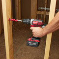 Factory Reconditioned Milwaukee 2607-82 M18 Lithium-Ion XC 1/2 in. Cordless Hammer Drill Driver Kit (3 Ah) image number 5